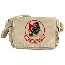 494th_Fighter_Squadron_BLK Messenger Bag