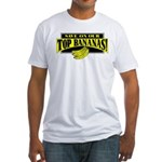 Top Bananas Fitted T-Shirt