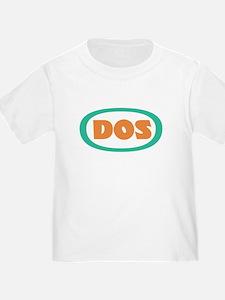 dos toddler t-shirt