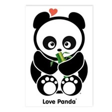 Love Panda® Postcards (Package of 8)