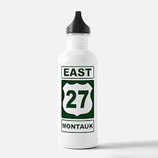 East 27 Montauk Green Water Bottle