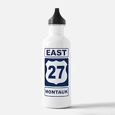 East 27 Montauk Blue Water Bottle
