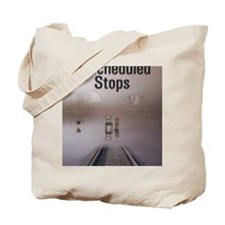 Framed mini-poster The Unscheduled Stops Tote Bag