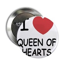 "QUEEN_OF_HEARTS 2.25"" Button"