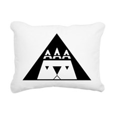 AAA Rectangular Canvas Pillow