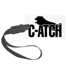 C-ATCH Sheltie Luggage Tag