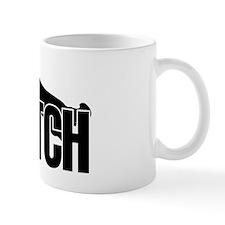 C-ATCH Sheltie Small Mugs