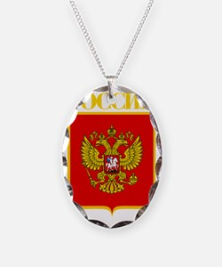 Russian Federation COA Necklace