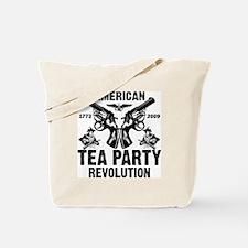 American Tea Party Tote Bag
