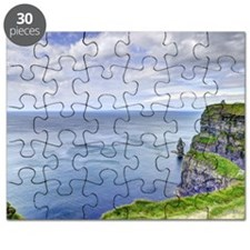 Cliffs of Moher, Ireland Puzzle