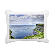 Cliffs of Moher, Ireland Rectangular Canvas Pillow