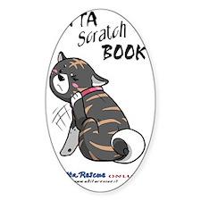 AkitaScratchBook Decal