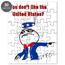 You Dont Like The U.S.? Puzzle