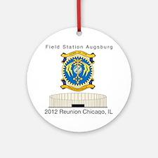 FSAv3_Reunion_Tshirt_Ch Round Ornament