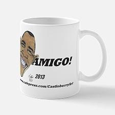 AdiosAmigo Bumper Sticker Mug