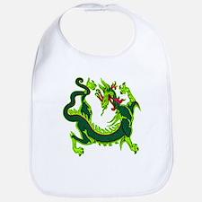 Chinese Dragon Bib