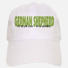 German Shepherd ADVENTURE Baseball Baseball Cap