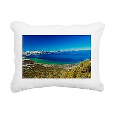 South Lake Tahoe Rectangular Canvas Pillow