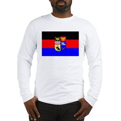 East Frisia Flag Long Sleeve T-Shirt