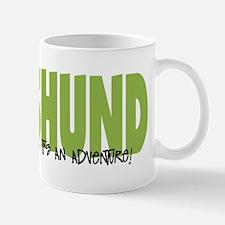 Dachshund ADVENTURE Mug