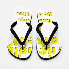 friendly-atheist-nobite-dark.png Flip Flops