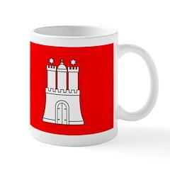 Hamburg Flag Mug