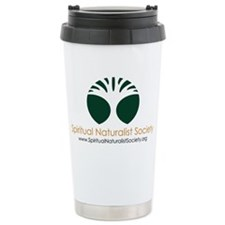 Spiritual Naturalist Society lo Travel Mug