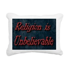 Unbelievable Rectangular Canvas Pillow