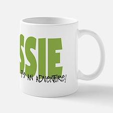 Chessie IT'S AN ADVENTURE Mug