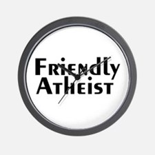 friendlyatheist2.png Wall Clock