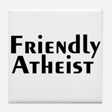 friendlyatheist2.png Tile Coaster
