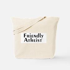 friendlyatheist2.png Tote Bag
