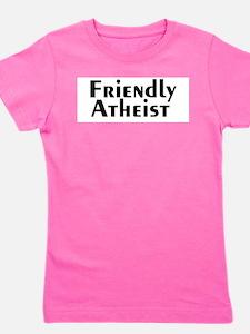 friendlyatheist2.png Girl's Tee