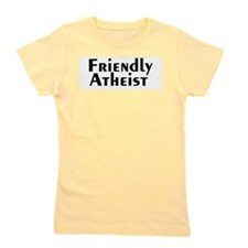 friendlyatheist2.png Girl's Tee