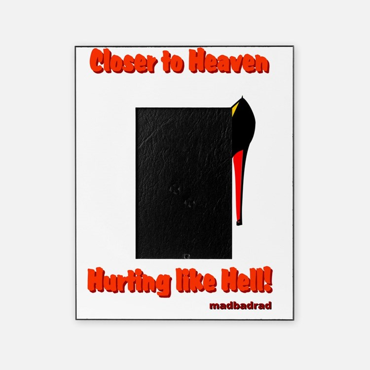 Hurting Like Hell 6000 Picture Frame