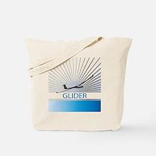 Aircraft Glider Tote Bag