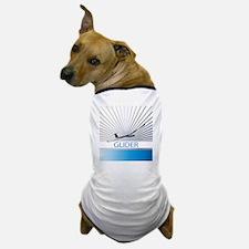 Aircraft Glider Dog T-Shirt