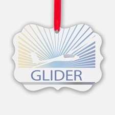 Aircraft Glider Ornament