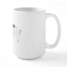 I put the Ho in Hockey - Red/White for  Mug