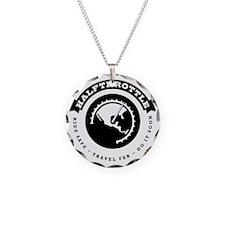 Halfthrottle circular design Necklace