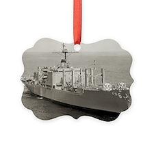 sdiego framed panel print Ornament