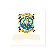 """FSAvCh_HoP_Reunion_Tshirt_B Square Sticker 3"""" x 3"""""""