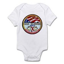 USS ALABAMA Infant Bodysuit