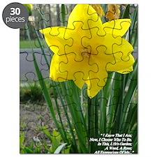 Lifes Garden/Flower photo Puzzle