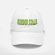 Border Collie ADVENTURE Baseball Baseball Cap
