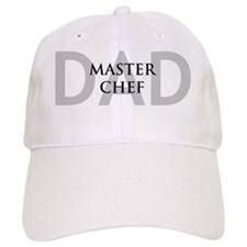 MASTER CHEF 8x8_apparel Baseball Cap