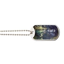 Faeries Whirl Dog Tags