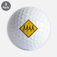 Abbey Road Xing Golf Ball