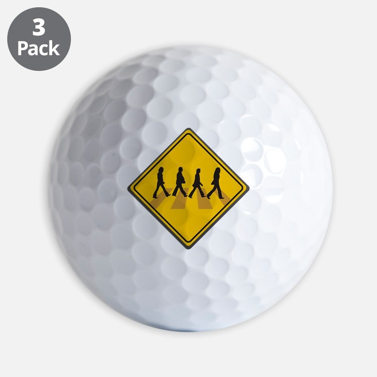 Abbey Road Xing Golf Ball