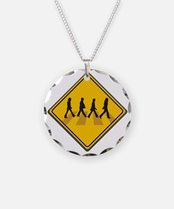 Abbey Road Xing Necklace
